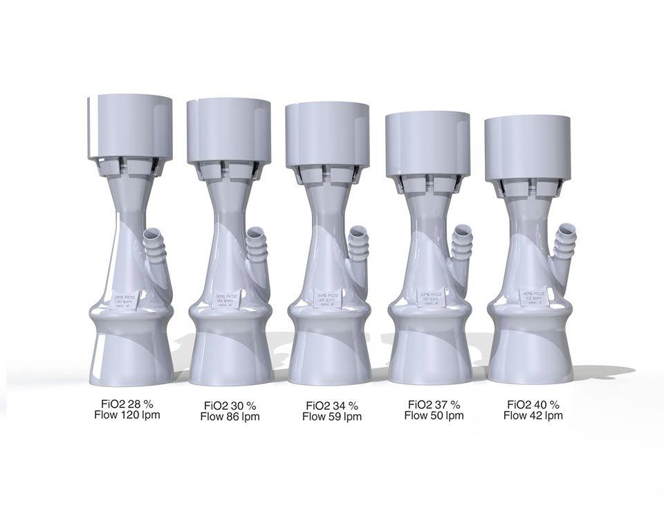 respirator-free reanimation Venturi's valves (rev. 4)