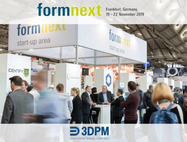 Formnext launch 3DPM 3dprintingmarkets 3dprintingmarket